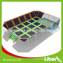 trampoline park with free jumping 5.LE.BC.057.00
