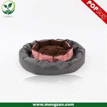 Canapé à chien, sacs de haricots mous, coussin amovible rond