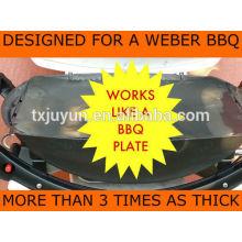 Set von 2 BBQ Grill Mats-Best Barbecue Tool auf dem Markt-Machen Grillen einfacher