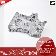 good quality timeproof aluminum composite panel die casting part