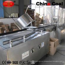 Línea de llenado de líquido en aerosol completamente automática 50-750ml