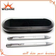Popular Aluminum Pen Set for Corporate Gifts (BP0113SR)