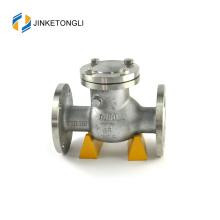 JKTLPC114 control de flujo de acero de carbono suave cierre control de flujo de válvula