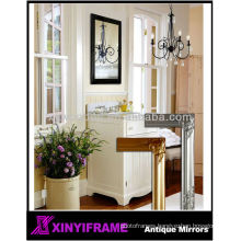 Wholesales Decorative Wall Antique Wood Carving Mirror Frame