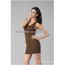 2014 plain madam transparente dress.hot venda saia curta sexy girl