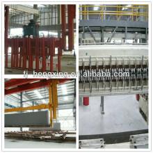 2014 de alta calidad de rendimiento AAC línea de producción AAC bloque de la máquina con el proveedor directo de fábrica