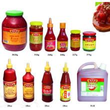 Hot Sauce Chili Sauce aus China