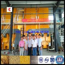 Séchoir à riz en circuit fermé