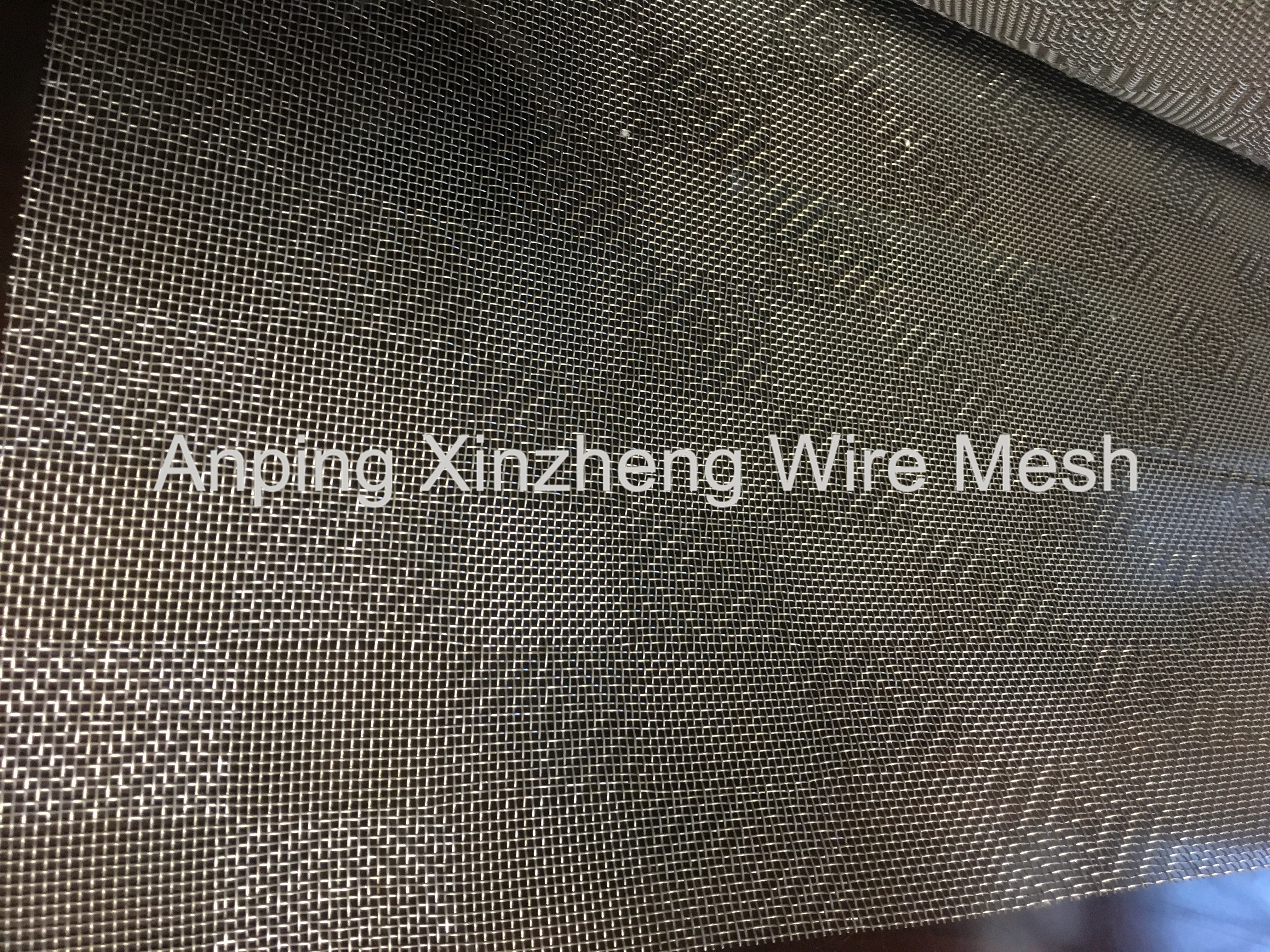 Twill Woven Wire Netting