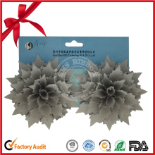Hot Selling Polyester Fancy Bow for Holiday Decoration