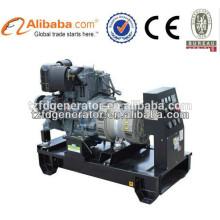 Gerador diesel refrigerado a ar bom do gerador do uso home, refrigerado a ar Gerador diesel industrial do gerador de DEUTZ