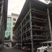 Cheap Philippines Prefabricated prefab metal garage