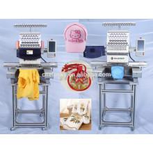 Single head cap and t-shirt embroidery machine(EG1501)