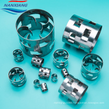 SS304 Metal Random Packing Pall Ring 25mm