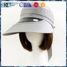 Venta al por mayor plástica del casquillo del visera de sol de la venta superior de la fuente de la fábrica para la venta
