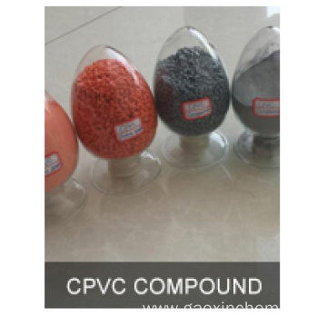 Hot sale Factory for China Pipes Grade CPVC Compound, Fittings Grade CPVC Compound CPVC compound for pipes and fittings export to Thailand Supplier