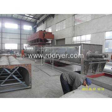 Sludge and Waste Paddle Drying Machinery