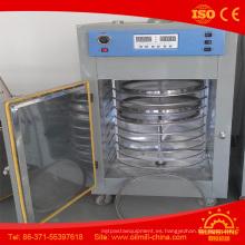 Secador de té de la máquina secadora de la hoja de té