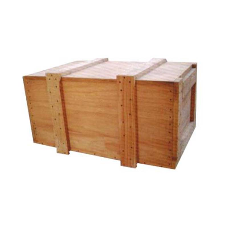 The air-free fumigation wooden box