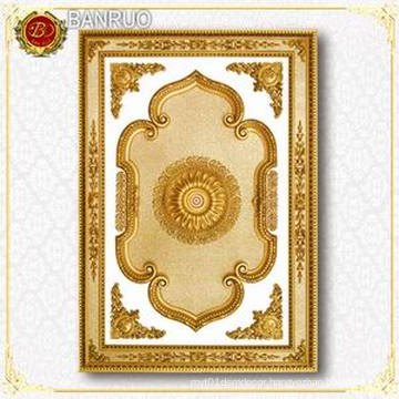 Banruo European Styel Artistic Ceiling Designs for Bedroom