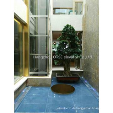 4 Person verwendet billig Hause Aufzug von OTSE Aufzug Hersteller