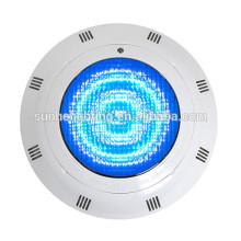2015 горячей продажи настенные 12v привели подводный свет пул 10w RGB цвета привели плавательный бассейн лампы