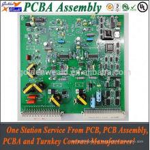 conjunto pcba electrónica Ragid pcb EMS servicio tablero ensamblado pcb