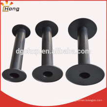 spool 80/100/120mm plastic empty wire spool for webbing