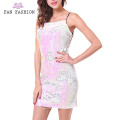 Sequin Sleeveless Prom Dresses