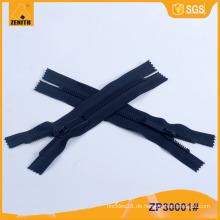 8 # Mode Derlin Dünn Zähne Kunststoff Zipper ZP30001