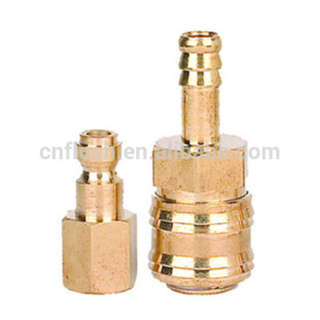 Over 10 years of rich experience garden hose push water fittings hot sale with high quality