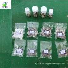 Palnt o bacteria micótica fungicida Molinillo de muestra tisular / preparación de muestras