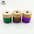 Hersteller 100ml Zylinder farbige dekorative Reed Diffusor Glasflasche