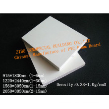 High Density PVC Rigid Sheet /PVC Board/PVC Panel
