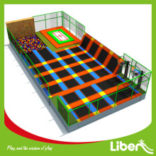 Indoor Kids Customized France Trampoline Park