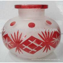 Glasflasche Wasserpfeife, Shisha Flasche, Nargile Flasche