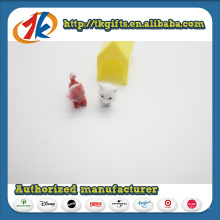 Günstigen Preis Kunststoff Mini Cat Play Set für Kinder