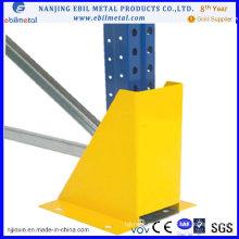 Protector vertical en polvo estilo U para rack vertical