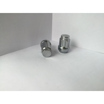 Wheel Lug Nuts with Flange