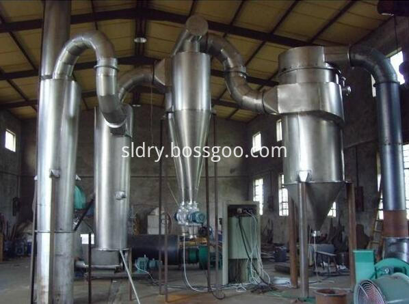 Plastic resin QG Series Air Dryer Equipment