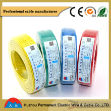 Precio bajo Cable de cobre flexible de aislamiento de cable eléctrico de PVC