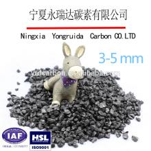 Additif de carbone de contenu de Fcad pour l'agent auxiliaire de Steelmaking