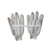 Canvas Cotton Heat Resistance Cotton Work Glove (2112)