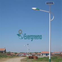 60W 100W светодиодный солнечный уличный свет с полюсом