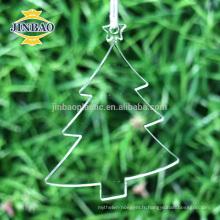 décorations personnalisées de yard de Noël acrylique, décoration de Noël d'hiver