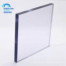 vidro laminado moderado claro da segurança