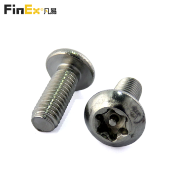 Button Head Torx Tamper Resistant Security Machine Screw