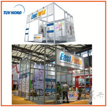 алюминиевая витрина выставочный стенд дизайн дисплея для торговой ярмарки