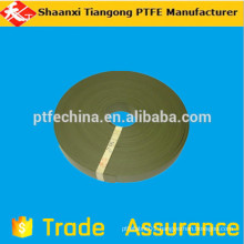 high density ptfe guidance strap used in machine tool slide guide