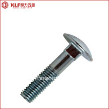 "Carriage Bolt, Round Head &Square Neck 5/8""X4"""